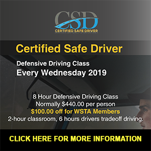 Certified Safe Driver - Protecting What's Important
